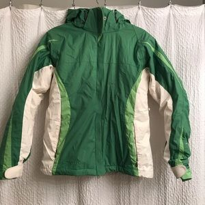 Womens 3 Systems Columbia Jacket